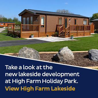 Take a look at the new lakeside development at High Farm Holiday Park. View High Farm Lakeside.