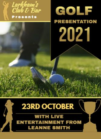 Image of GOLF PRESENTATION WITH LEANNE SMITH